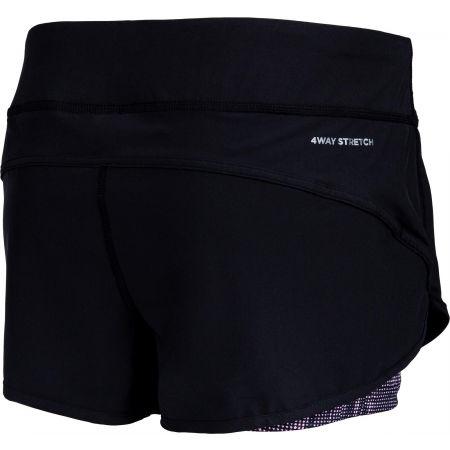Pantaloni scurți damă - Lotto SPEEDRUN W II SHORT PL - 3