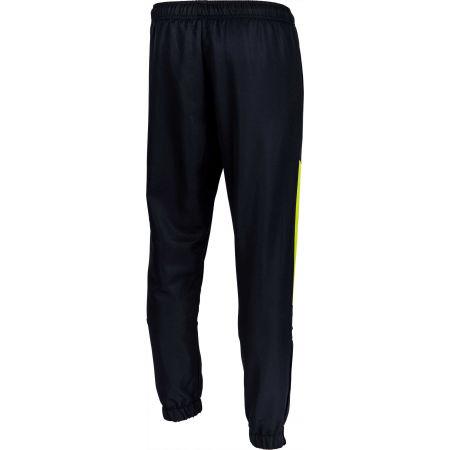 Spodnie dresowe męskie - Lotto LOGO III PANT CUFF DB - 3