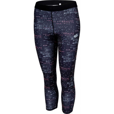 Lotto SMART W CAPRI PRT 2 PL - Női legging
