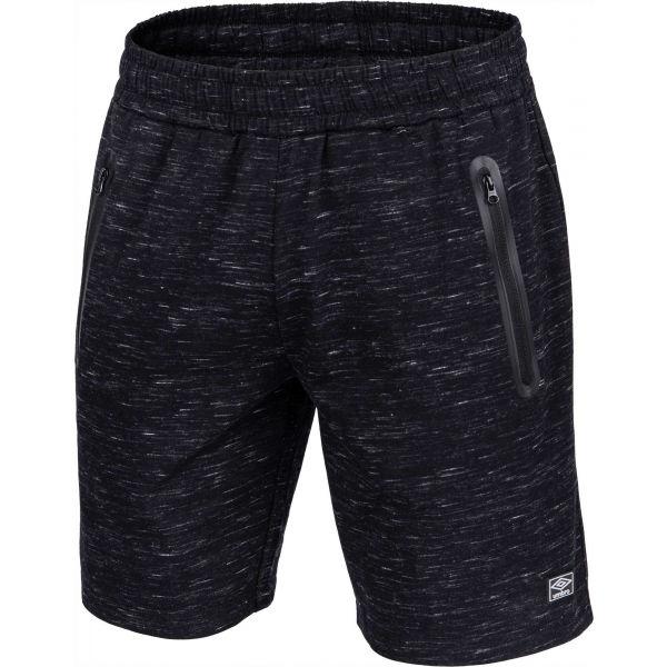 Umbro PAX černá XL - Pánské šortky
