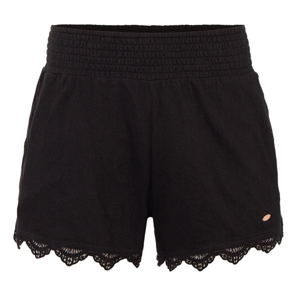 O'Neill LW AZALEA DRAPEY SHORTS fekete XL - Női rövidnadrág