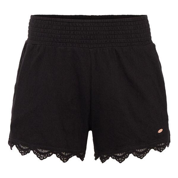 O'Neill LW AZALEA DRAPEY SHORTS čierna L - Dámske šortky