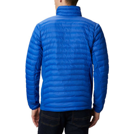 Pánska outdoorová bunda - Columbia POWDER PASS JACKET - 3