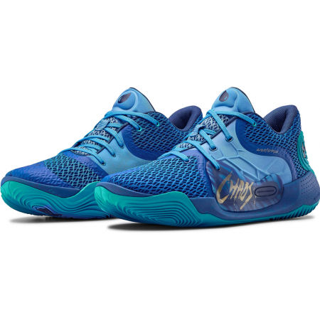 Men's basketball shoes - Under Armour SPAWN 2 - 3