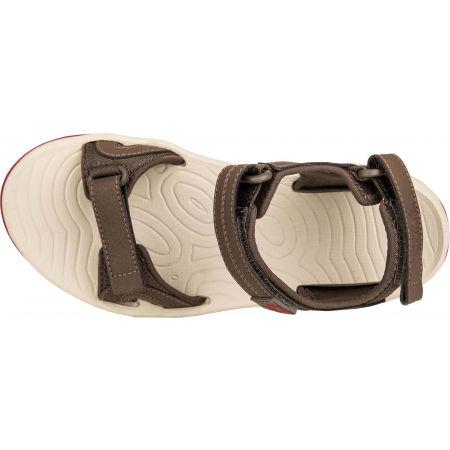 Dámske turistické sandále - Jack Wolfskin LAKEWOOD CRUISE SANDAL - 4