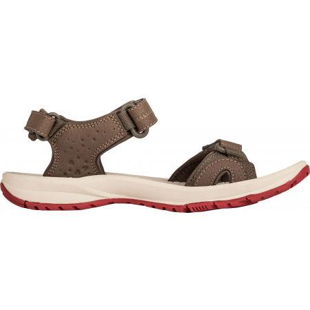 Dámske turistické sandále - Jack Wolfskin LAKEWOOD CRUISE SANDAL - 2