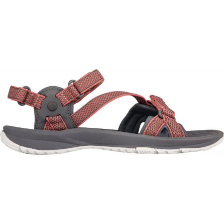 Women's hiking sandals - Jack Wolfskin LAKEWOOD RIDE SANDAL - 2
