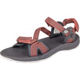 Jack Wolfskin LAKEWOOD RIDE SANDAL - Dámske turistické sandále