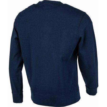 Men's sweatshirt - Levi's GRAPHIC CREW B LOGO SSNL CREW MINERAL BL - 3