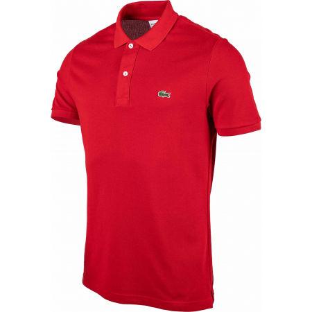 Pánské polo tričko - Lacoste SLIM SHORT SLEEVE POLO - 2