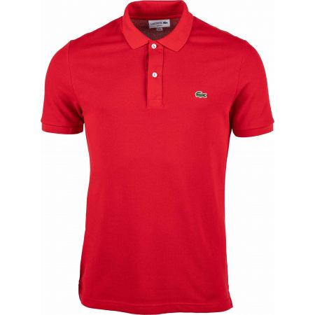 Lacoste SLIM SHORT SLEEVE POLO - Мъжка тениска с якичка
