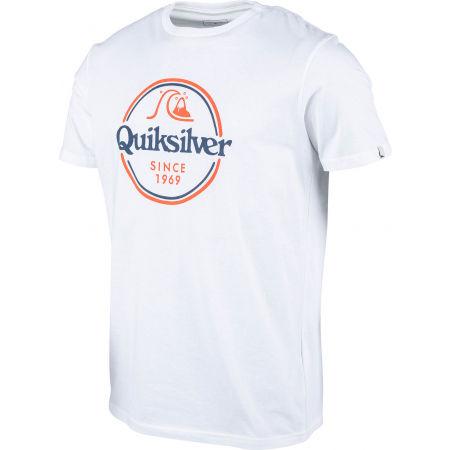 Мъжка тениска - Quiksilver WORDS REMAIN SS - 2