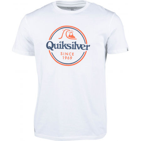 Quiksilver WORDS REMAIN SS - Herrenshirt