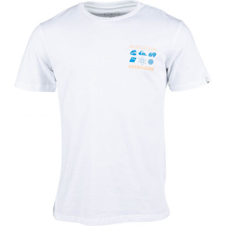 Quiksilver SLOW BURN SS - Мъжка тениска