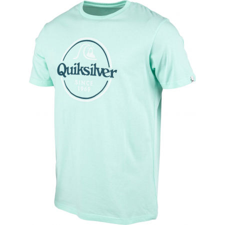 Herrenshirt - Quiksilver WORDS REMAIN SS - 2
