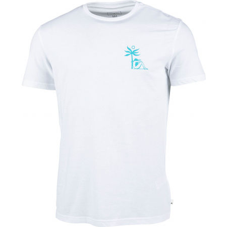 Herrenshirt - Quiksilver MORNING BIRD SS - 1