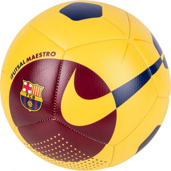 Nike FCB FUTSAL MAESTRO  4 - Lopta na futsal