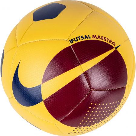 Lopta na futsal - Nike FCB FUTSAL MAESTRO - 2