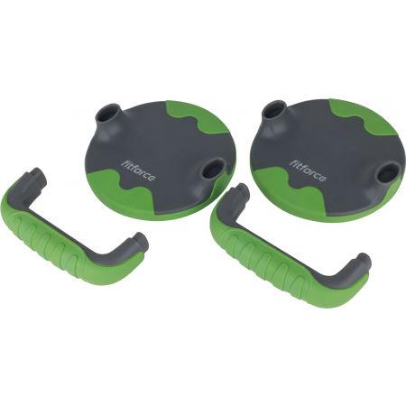 Ръкохватки за лицеви опори - Fitforce STAMPBAR - 2