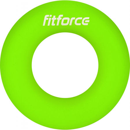 Fitforce RINGGRIP M - Posilňovacie koliesko