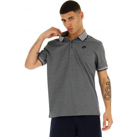 Pánske polo tričko - Lotto POLO FIRENZE PQ - 4