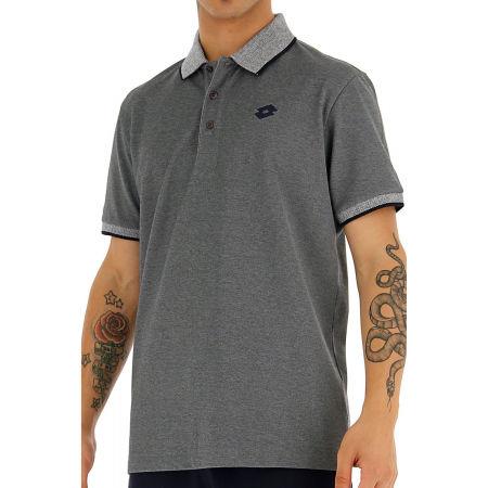 Pánske polo tričko - Lotto POLO FIRENZE PQ - 6