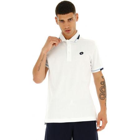 Pánske polo tričko - Lotto POLO ALASSIO PQ - 4