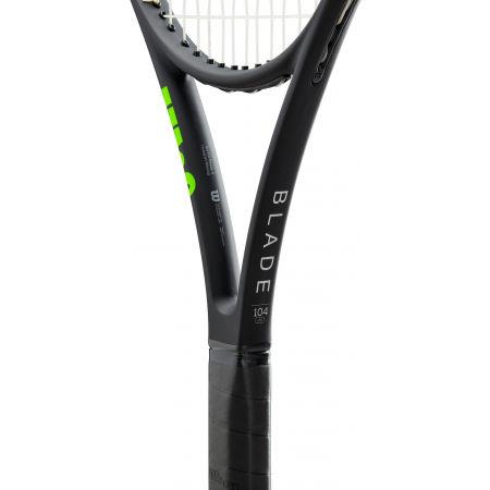 Rachetă de tenis - Wilson BLADE 104 V7.0 - 5