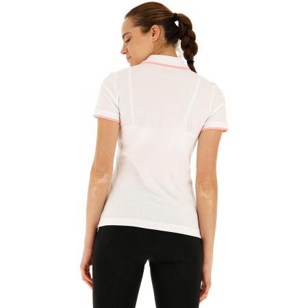 Дамска поло тениска - Lotto POLO CLASSICA W STC PQ - 5