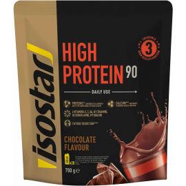 Isostar HIGH PROTEIN 90 ČOKO 700G - Prášok na prípravu nápoja s vysokou hladinou proteínov