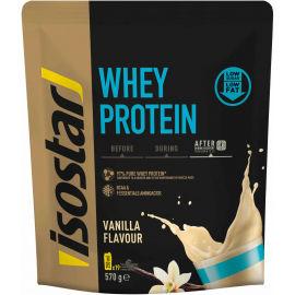 Isostar WHEY PROTEIN VANILKA 570G - Prášok na prípravu proteínového nápoja s obsahom BCAA