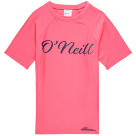 O'Neill PG LOGO S/SLV SKINS - Тениска за момичета