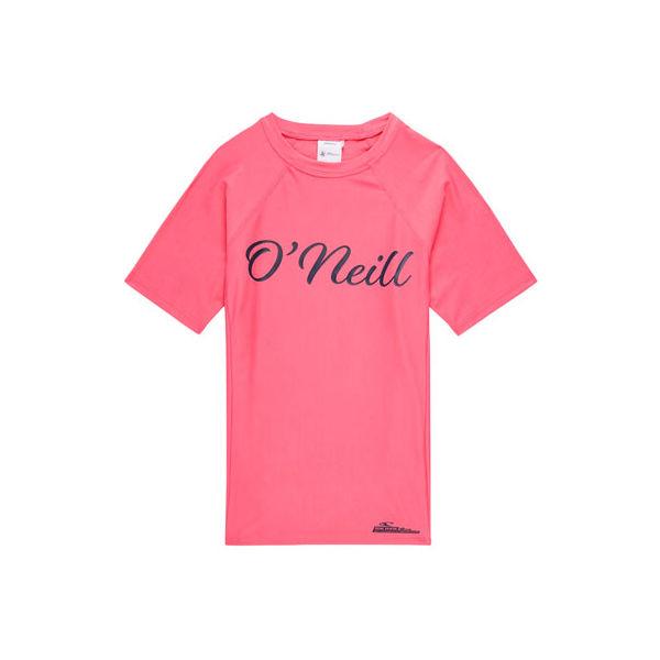 O'Neill PG LOGO S/SLV SKINS - Dievčenské tričko