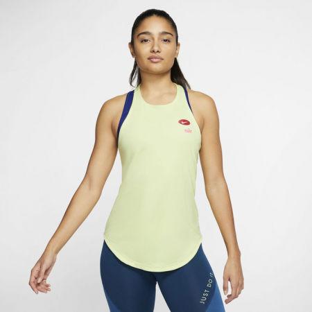 Dámské tílko - Nike NVLT TP BT ICNCLSH W - 3