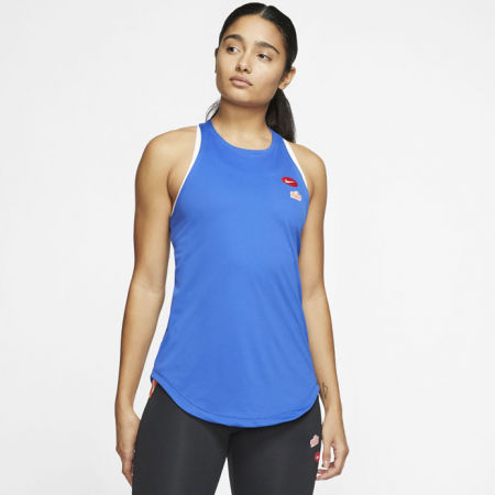 Women's tank top - Nike NVLT TP BT ICNCLSH W - 3