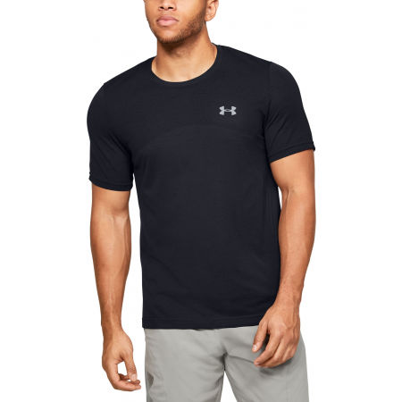 Tricou bărbați - Under Armour SEAMLESS SS - 5