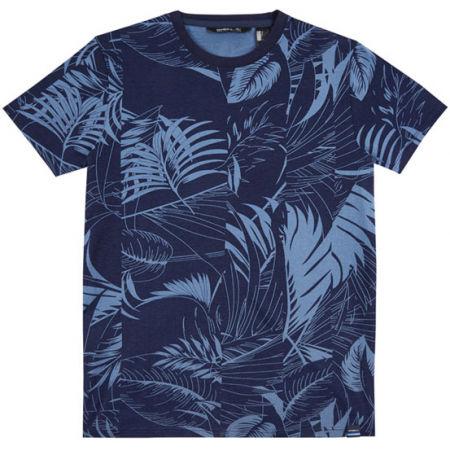 Chlapčenské tričko - O'Neill LB ISAAC AOP T-SHIRT - 1
