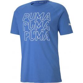 Puma MODERN SPORTS LOGO TEE - Pánske tričko