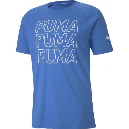 Pánské triko - Puma MODERN SPORTS LOGO TEE - 1