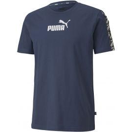 Puma APLIFIED TEE - Tricou sport pentru bărbați