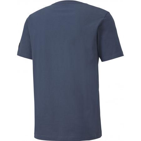 Koszulka sportowa męska - Puma ATHLETIC TEE BIG LOGO - 2