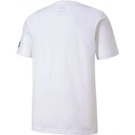 Мъжка спортна тениска - Puma ATHLETIC TEE BIG LOGO - 2