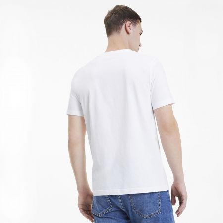 Мъжка спортна тениска - Puma ATHLETIC TEE BIG LOGO - 4