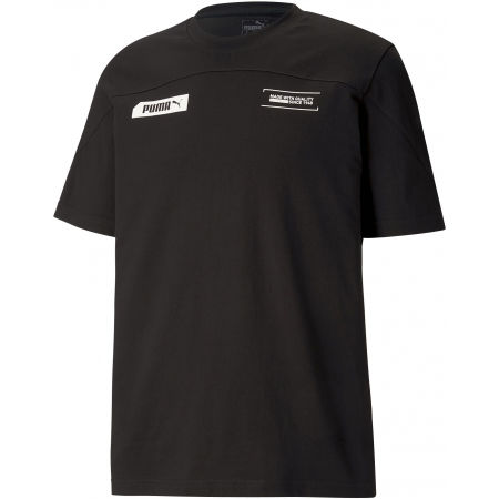 Pánske športové tričko - Puma NU-TILITY TEE - 1