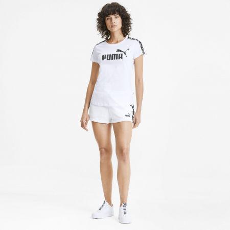 Tricou sport de damă - Puma AMPLIFIED TEE - 5