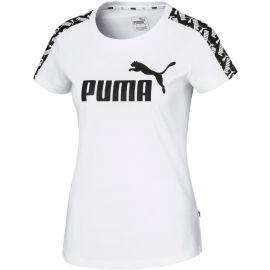 Puma AMPLIFIED TEE - Dámské sportovní triko