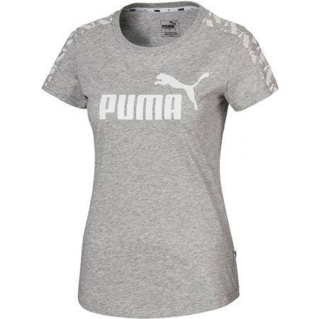 Puma AMPLIFIED TEE - Dámske športové tričko