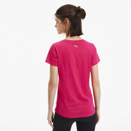 Tricou sport de damă - Puma REBEL GRAPHIC TEE - 4