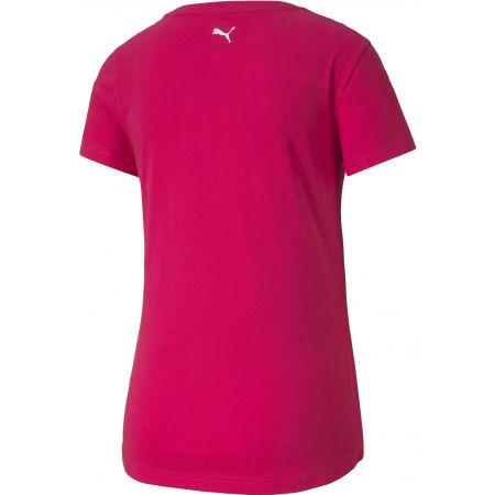 Tricou sport de damă - Puma REBEL GRAPHIC TEE - 2