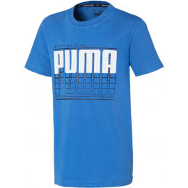 Puma ACTIVE SPORTS GRAPHIC TEE B - Tricou sport băieți